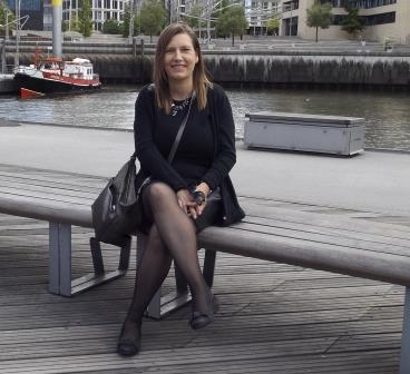 Tina in Hamburg 2015
